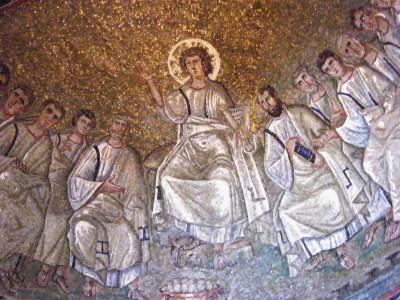 Поучение Христа апостолам