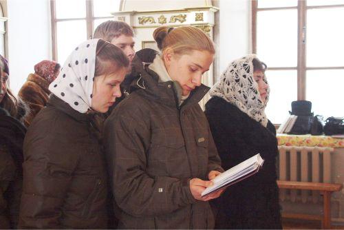 Молодёжный круг Преображенского содружества