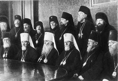Собор РПЦ 1943 г.