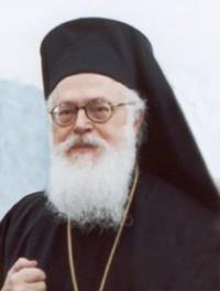 Анастасий (Яннулатос), архиепископ Тиранский и всея Албании