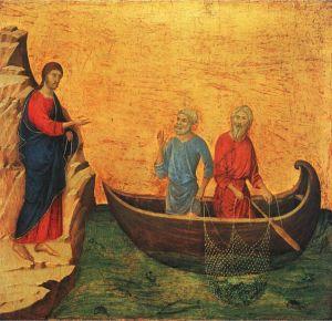 Призвание апостолов Петра и  Андрея