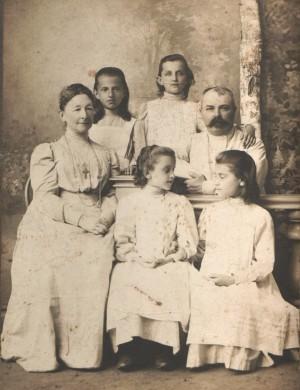 Ольга Неплюева и Андрей Фурсей