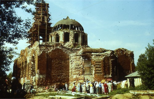 Троицкий храм в г. Электроугли