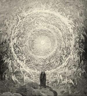 Рай. Иллюстрация Густава Доре