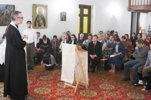 Проповедь свящ. Георгия Кочеткова