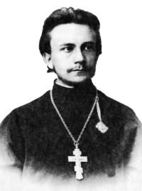 Священник Роман Медведь