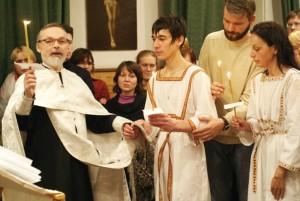 крестившиеся