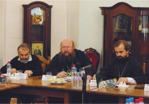 Заседание комиссии Межсоборного присутствия