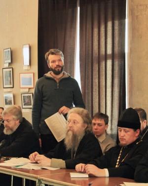 Заседание секции Рождественских чтений