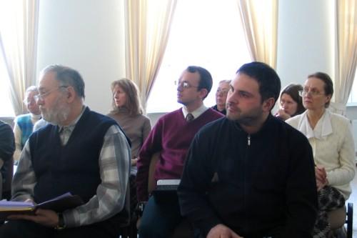Встреча катехизаторов