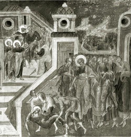 Смерть Анании и Сапфиры