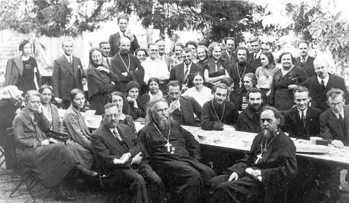 Участники Съезда Совета РСХД