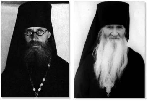Архим. Серафим (Суторихин) и  прп. Севастиан Карагандинский