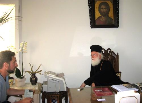 Архиепископ Критский Ириней (Афанасиадис)