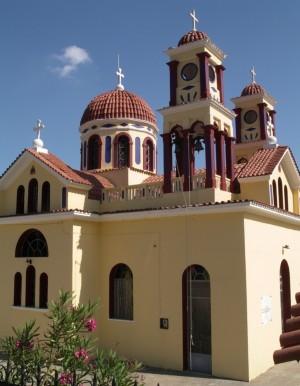 Критский храм