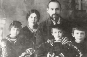 Семья Пестовых