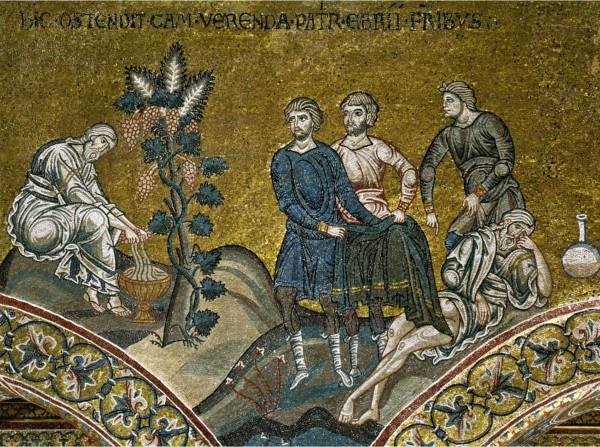 Ной с сыновьями