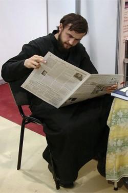 Читатель газеты
