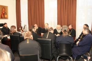 Епархиальный совет Архангельской епархии