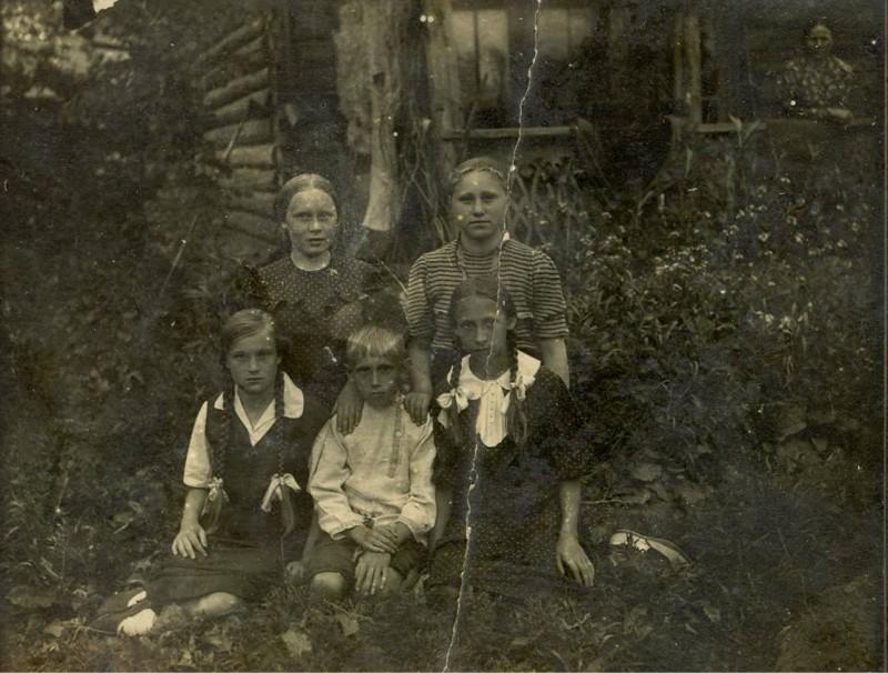 Фото из архива Е.И. Пикиной