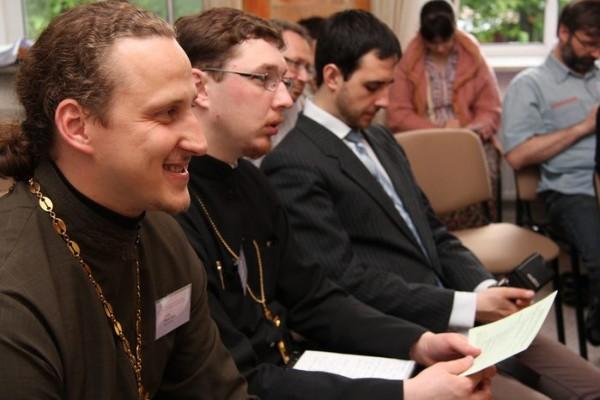 Священники Петр Боев и Стефан Нохрин
