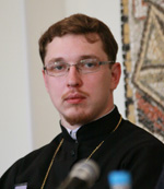 Священник Стефан Нохрин