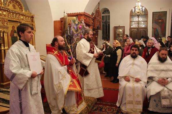 Епископ Губкинский Софроний