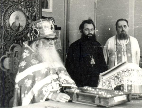 Архимандрит Борис (Холчев)
