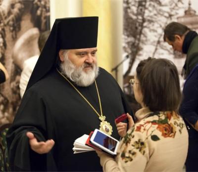 Епископ Кронштадтский Назарий