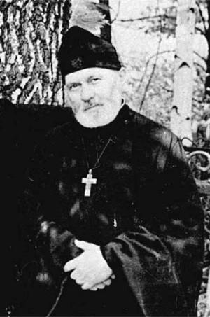 Священник Сергий Желудков