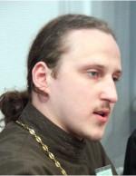 Священник Пётр Боев