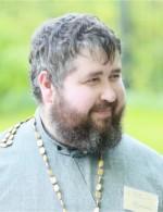 Священник Александр Гинкель