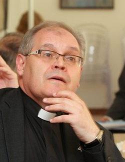 Священник Мариано Хосе Седано Сиерра