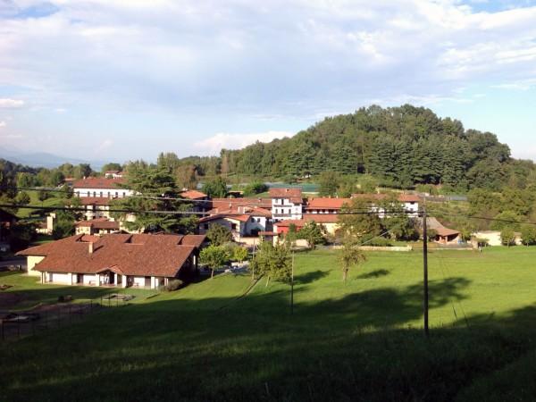Вид на монастырь Бозе