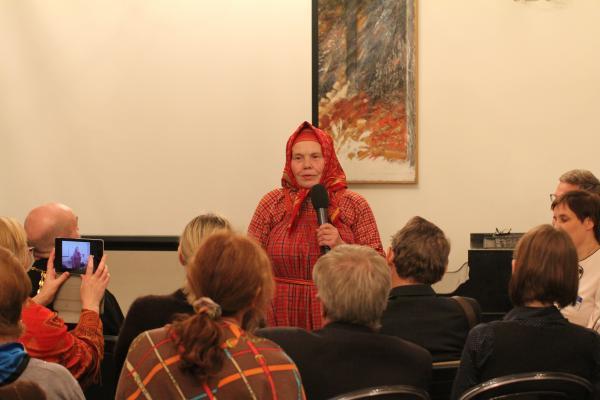 Нина Александровна Нетёсова