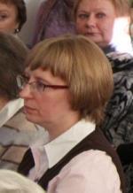 Лидия Владимировна Крошкина (Тверь)