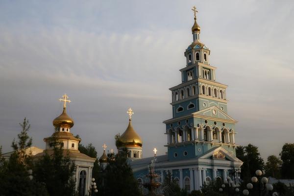 Свято-Успенский кафедральный собор Ташкента сегодня