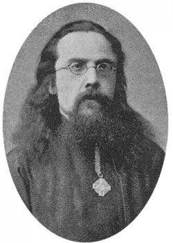 Отец Николай Добронравов