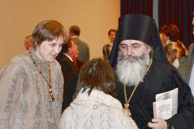 Епископ Тихвинский и Лодейнопольский Мстислав дает свой комментарий Юлии Балакшиной и Анастасии Наконечной