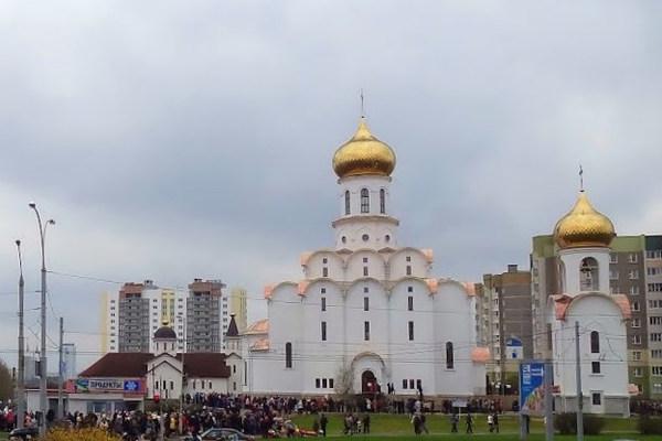 Храм Св. Михаила Архангела в Минске