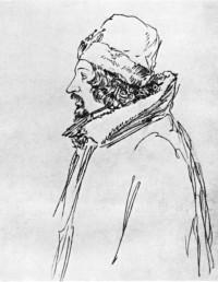 «А.С. Хомяков в мурмолке»