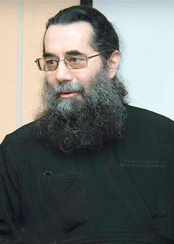 Священник Георгий Белькинд
