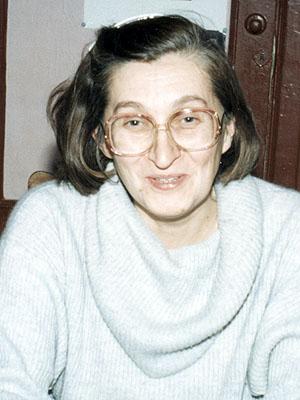 Ольга Таяновская