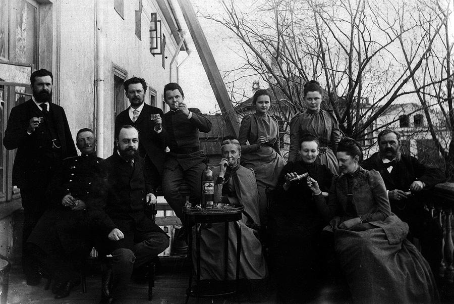 Семья Трубецких