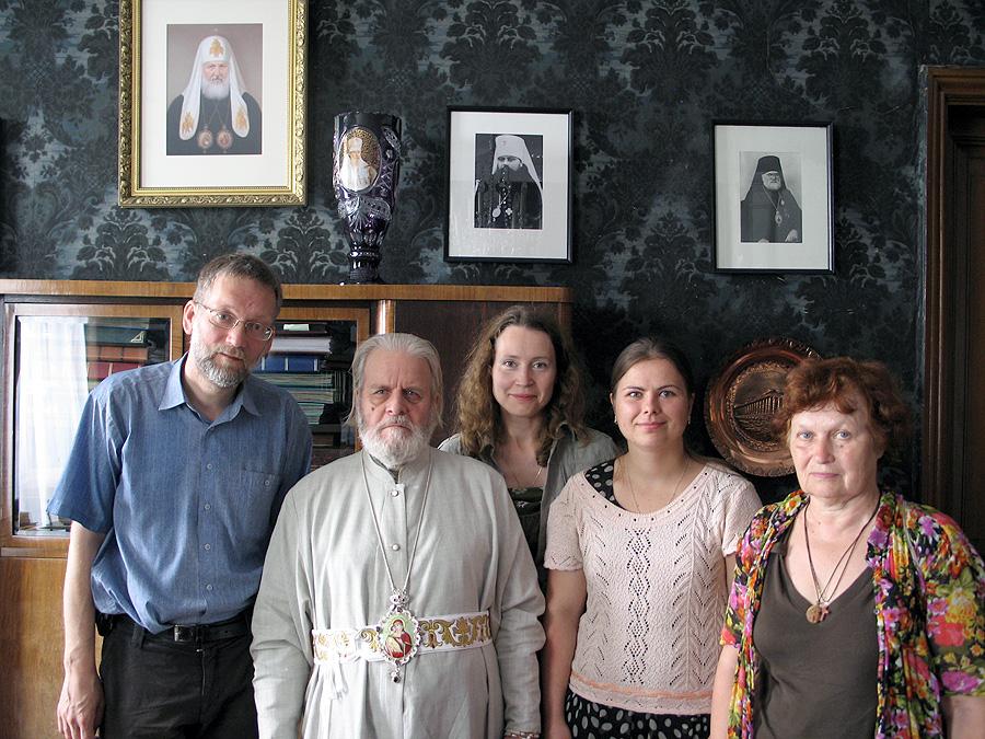 Митрополит Корнилий (Якобс)