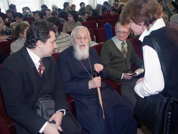 Актовый день Свято-Филаретовского института