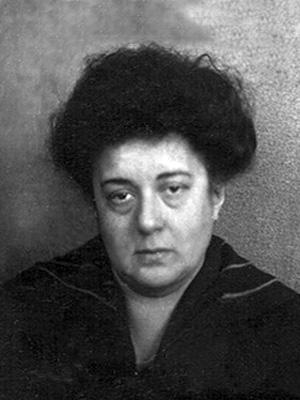 Анна Лыкошина