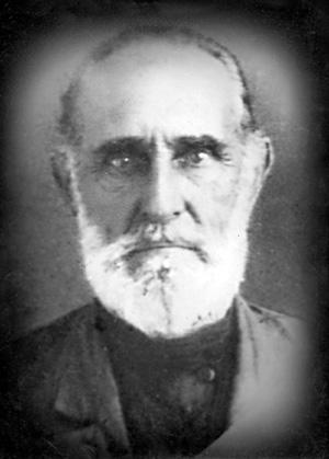 Священник Иоанн Покровский
