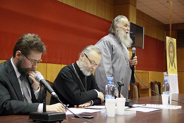 Актовый день СФИ. 2011 г.
