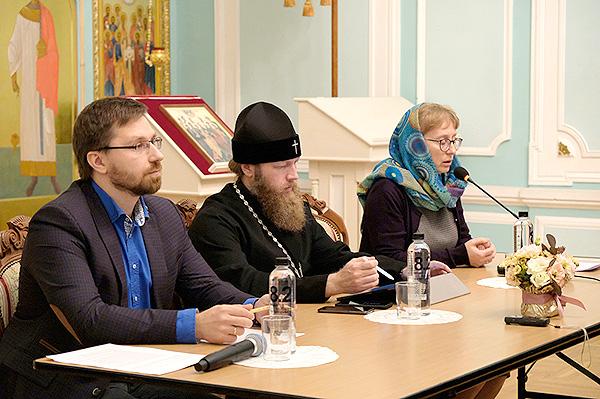 Андрей Васенёв, митрополит Савва, Лидия Крошкина